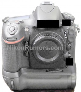 Nikon D800 Enhanced Photo - Front