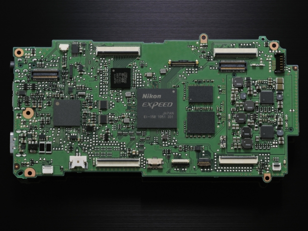 Nikon D800 EXPEED 3 Processing Engine