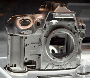 See inside the Nikon D800