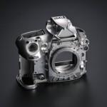 Nikon D800 Magnesium Alloy Shell