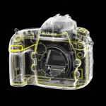 Weather-sealed Nikon D800 Front