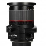 Samyang 24mm f3.5 T-S lens side 2