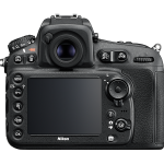 Nikon D810 camera back LCD